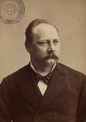 Eugène Rambert - Eugène Rambert.
