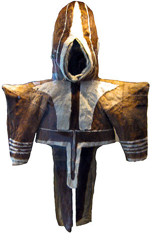 Caribou Inuit - Early 20th Century Inuit parka