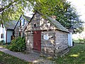 Early Lewes Plank House. - panoramio.jpg
