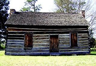 Ebenezer Academy, Bethany Presbyterian Church and Cemetery United States historic place