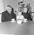 Echtpaar Stokreef te Enter (gemeente Wierden) negen juni 65 jaar getrouwd, Bestanddeelnr 917-8308.jpg