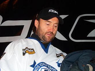 Ed Belfour - Belfour in 2008