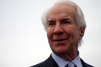 Ed Snider - Ed Snider in 2010 (photograph by Michael Alan Goldberg)