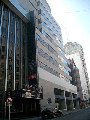 Bahía Blanca - San Martín Street