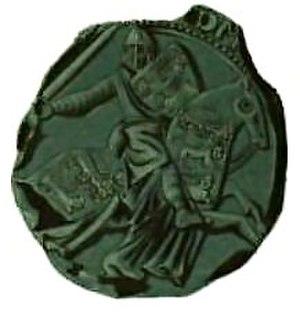 House of Lancaster - Seal of Edmund Crouchback