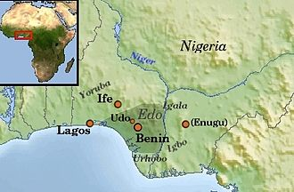 Edo people - Image: Edo