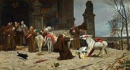 Eduardo Zamacois y Zabala - Regreso al convento