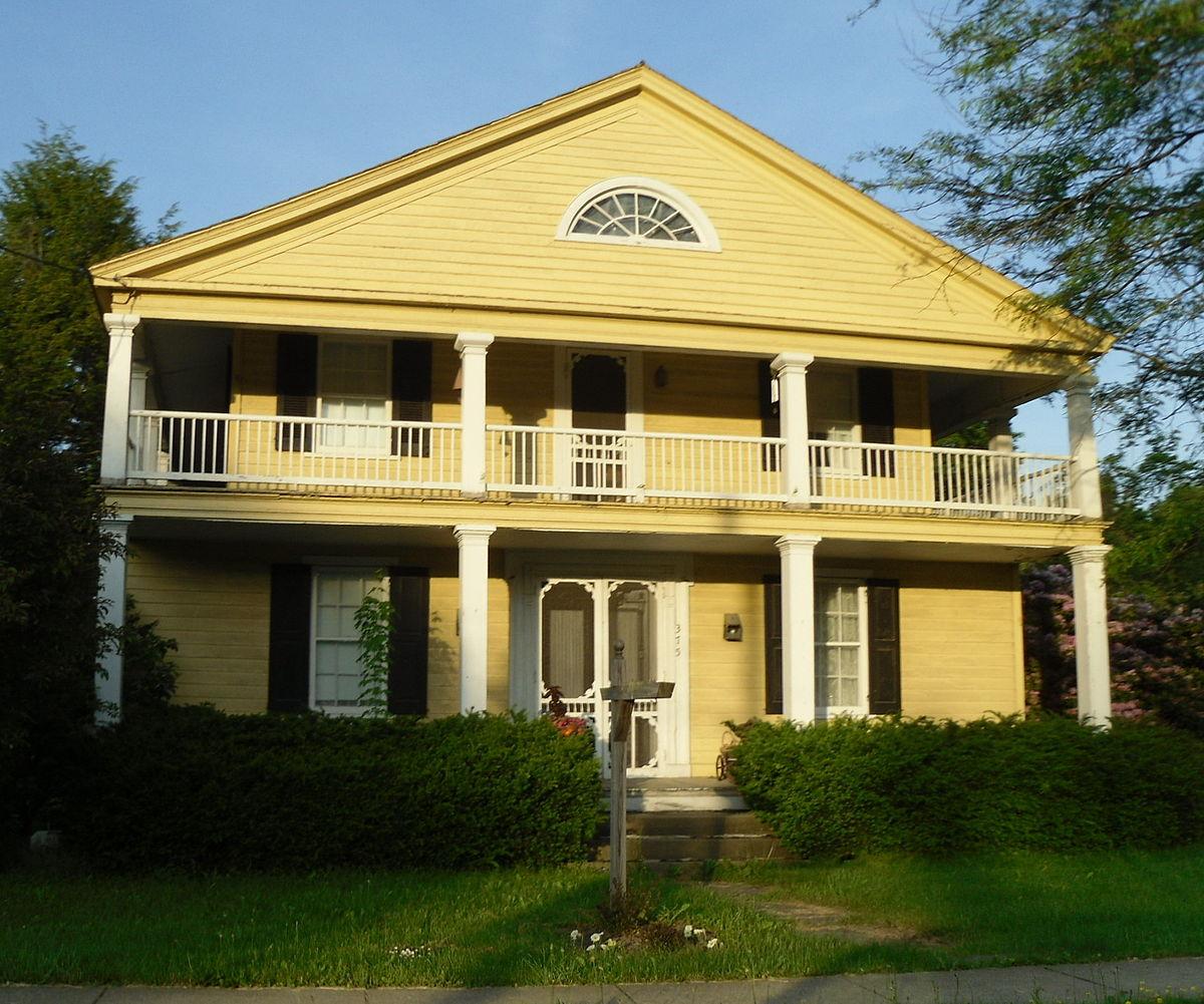 Edward Saeger House - Wikipedia