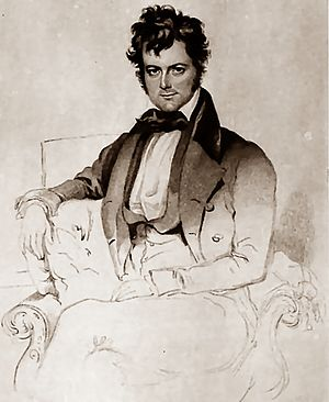 Edwin Forrest - Forrest at 21