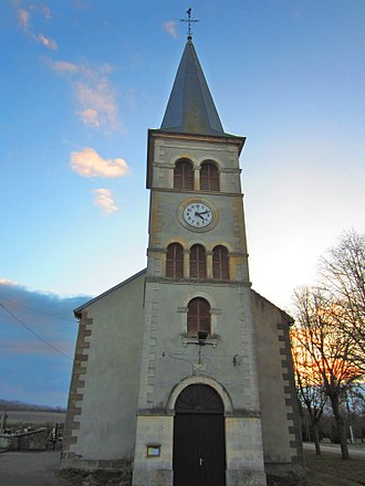 Arriance - The church in Arriance