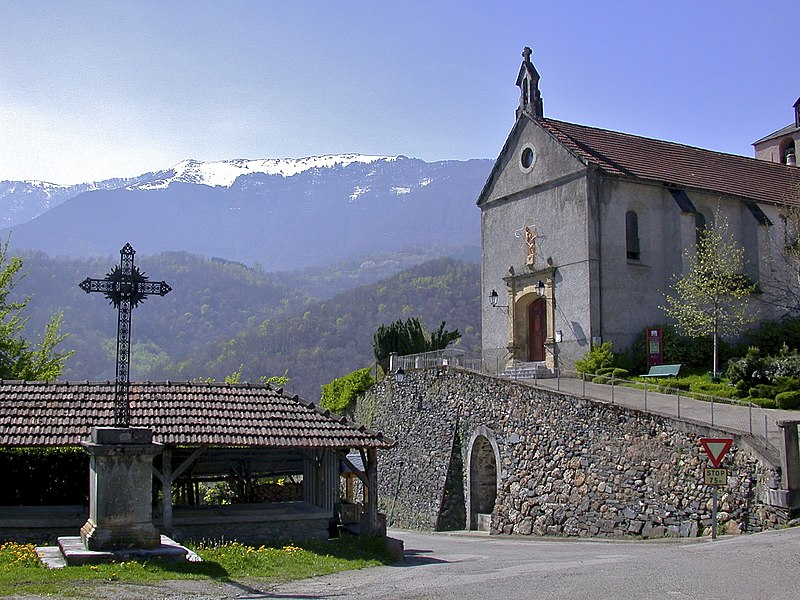 Orgibet church