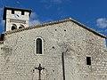 Eglise romane en Ardèche, Saint Pierre aux liens à Ruoms 01.jpg