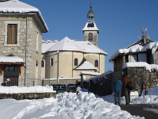 Saint-Offenge Commune in Auvergne-Rhône-Alpes, France
