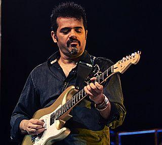 Ehsaan Noorani Indian guitarist