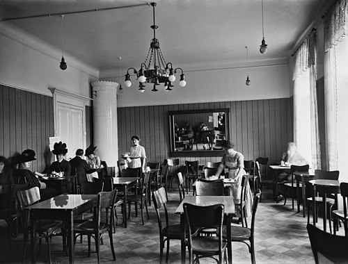 Kahvila Ekberg