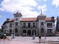 El Espinar, ayuntamiento.JPG