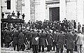El entierro del Marqués de la Vega de Armijo saliendo del Congreso, por Cifuentes.jpg