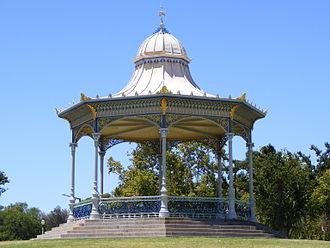 Elder Park - Elder Park Rotunda