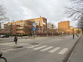 Electrolux, Headquarters in Stockholm 01.jpg