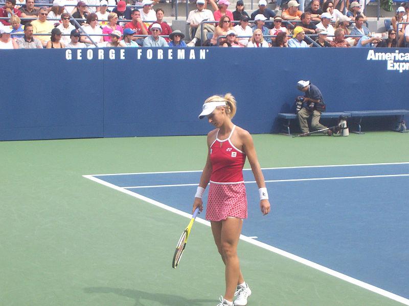 Elena Dementieva Russian retired Professional Tennis