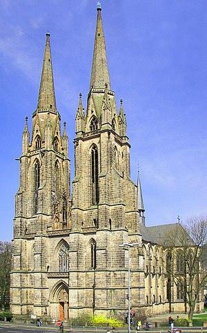 St. Elizabeth's Church, Marburg - St. Elizabeth's Church