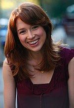 Ellie Kemper photo by Josephine Sittenfeld