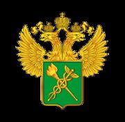 Эмблема ФТС России