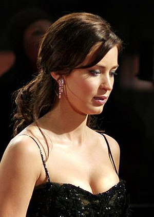 Emily Blunt - Blunt at the 60th British Academy Film Awards on 11 February 2007