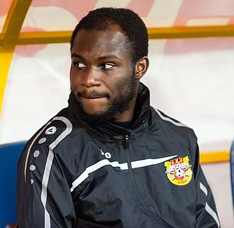 Emmanuel Frimpong - Frimpong with Arsenal Tula in 2016