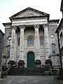 English Baptist Church, Carmarthen-Caerfyrddin - geograph.org.uk - 222036.jpg