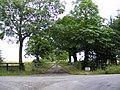 Entrance to Great Lodge Farm - geograph.org.uk - 1959977.jpg