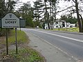 Entrance to Lickey Hills golf club and visitors centre on Rose Hill - geograph.org.uk - 759935.jpg