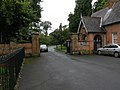 Entrance to Servite Priory, Benburb - geograph.org.uk - 528795.jpg