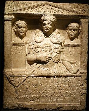 Der Caeliusstein, ein bedeutendes archäologisches Zeugnis der Varusschlacht