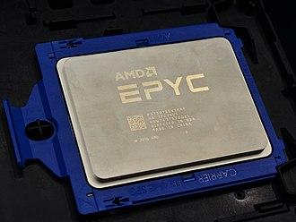 Epyc - Epyc processor
