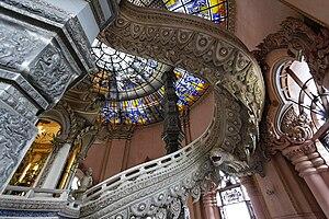 Erawan Museum - Inside the Erawan Museum