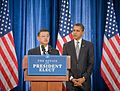 Eric K. Shinseki and Barack Obama, December 2008.jpg