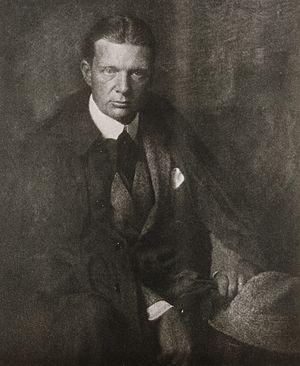 Eric von Rosen - Count von Rosen (1919)