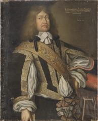 Portrait of Ernest Günther, Duke of Schleswig-Holstein-Sonderburg-Augustenburg