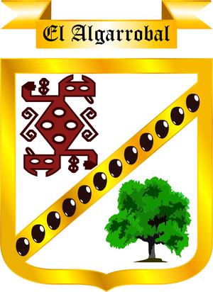 El Algarrobal - Image: Escudo Distrito de El Algarrobal