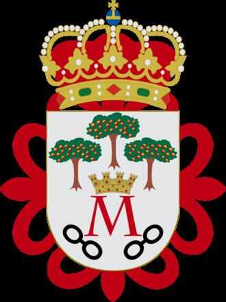 Manzanares, Ciudad Real - Image: Escudo de Manzanares