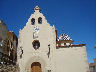 L'Alcora - Església de Sant Miquel (La Foia, l'Alcora)