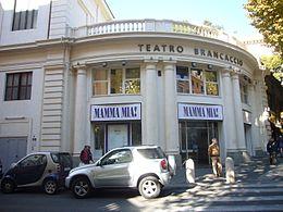 Teatro Politeama Brancaccio