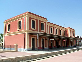 Estación de Águilas.Vista general.jpg