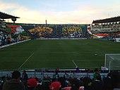 Estadio León (Nou Camp), León, Guanajuato, Mexiko -Imagen Actual- 2013-12-10 14-09.jpg