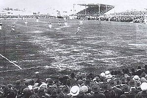 1930 FIFA World Cup - Image: Estadio Pocitos 1930