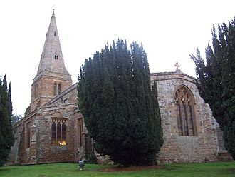 Guilsborough - St. Etheldreda's church