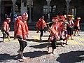 Ethnic dances in Cusco (Peru) (37016192225).jpg