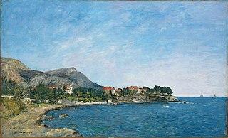 Beaulieu: The Bay of Fourmis