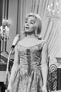 Eurovisie Songfestival 1962 te Luxemburg, voor Frankrijk Isabella Aubret, Bestanddeelnr 913-6612.jpg